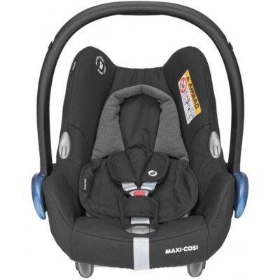 Maxi-Cosi Cabriofix 2020 Essential Black