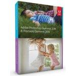 Adobe Photoshop / Premiere Elements 2018 CZ WIN STUDENT&TEACHER Edition Box 65281553