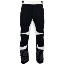 EA7 272281 00020 kalhoty lyžařské černobílé pánské