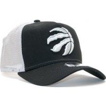 New Era A Frame Trucker NBA Toronto Raptors 9FORTY AFRAME TRUCKER Official  Team Color Snapback černá b276083c90