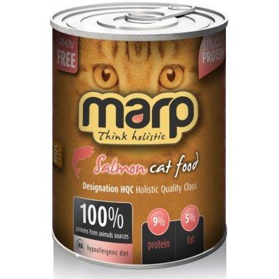 Marp Holistic Marp Pure Salmon Cat Can Food 370 g