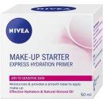 Nivea Make-up Starter lehký podkladový krém pro suchou až citlivou pleť (Express Hydration Primer) 50 ml
