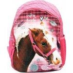 Beniamin batoh Nice and Pretty Kůň růžový