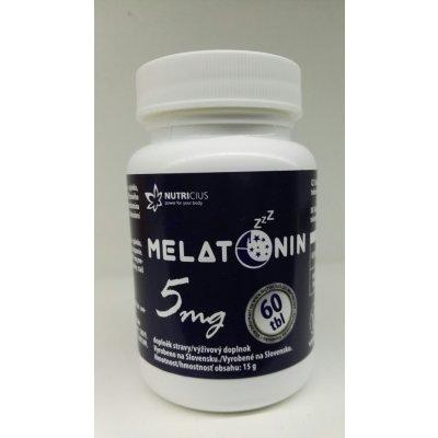 Nutricius Melatonin 5 mg 60 tablet