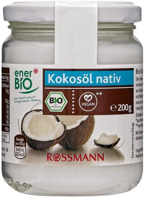 rossmann kokosnussöl