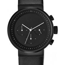 PROJECT WATCHES Kiura BLACK Chronograph