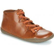 Camper Kotníkové boty PEU CAMI Hnědá 60ce7a308c