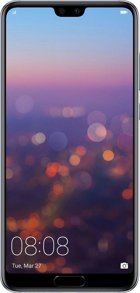 Huawei P20 Pro 6GB/128GB Dual SIM na Heureka.cz