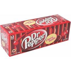 61fe68991e5 Dr.Pepper Cherry Vanilla USA plech 0