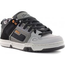 DVS COMANCHE BLACK CHARCOAL GREY NUBUCK