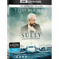 Sully: Zázrak na řece Hudson UHD+BD