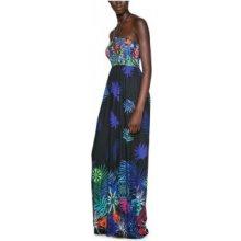Desigual šaty 18SWMW14 2000 Vest Jeanette 6c93de4261c