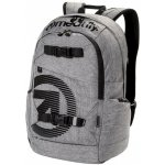 Meatfly Basejumper 4 heather grey 20L