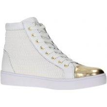 Guess tenisky FLGLO4-PEL12 Sneakers Women Faux bílé