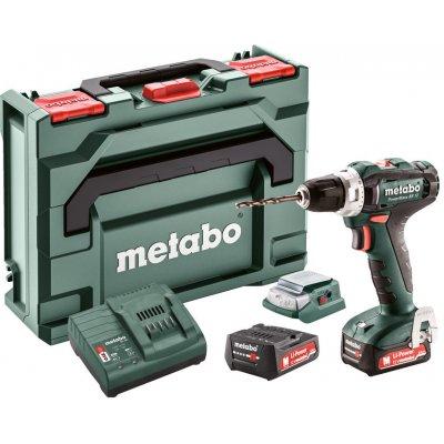 Metabo SET POWERMAXX BS 12 601036910