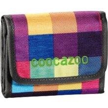 CoocaZoo peněženka CashDash Melange A Trois Pink