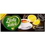 Zlatý Šálek Classic černý čaj s citronem 20 x 1.5 g