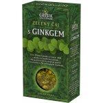 GREŠÍK Zelený čaj s ginkgem syp. 70 g