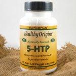 Healthy Origins 5-HTP 50 mg x 120 cps.