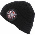 INDEPENDENT Thrasher Pentagram Cross Beanie Long Shoreman Hat Black 6c66af9b21