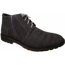 Pánská zimní kotníková obuv Kira 236 modré