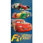 Jerry Fabrics dětská osuška Cars 2014 75x150 cm