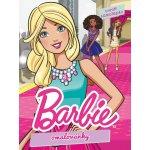 Barbie Omalovánky
