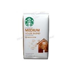 Starbucks House Blend mletá káva 250 g