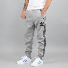 Adidas ADC Sweatpant melange šedé