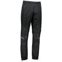 Pánské zimní kalhoty ALPINE PRO HUW MPAK158 ČERNÁ