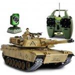 Torro RC tank 1:24 U.S. M1A1 Abrams