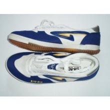 DHS sálová sportovní obuv Bílá