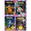 Maxík - kolekce 4x DVD: DVD