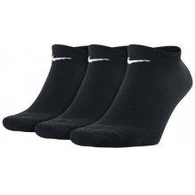 Nike ponožky Value No Show black 3 páry