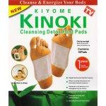 Kiyome Kinoki Detoxikační náplasti 10 ks