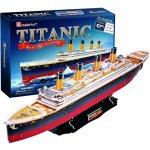 CubicFun 3D puzzle Titanic velký 113 dílů