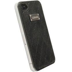 Pouzdro Krusell COCO iPhone 4/4S černé