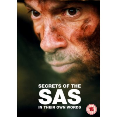 Secrets of the SAS - In Their Own Words DVD