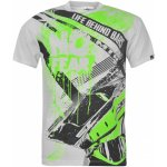 No Fear Moto Graphic T Shirt Mens White Behind