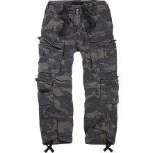 Brandit kalhoty Pure Vintage trouser darkcamo