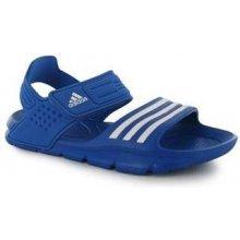 Adidas Akwah 8 dětské Sandals Satelite/White