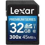 Lexar Platinum SDHC 32GB II UHS-I LSD32GBBEU300