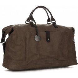 4dfdbd4b8e7 Velké Dámské kabelky XXL Cestovní taška Diana Co kabelka čokoláda ...