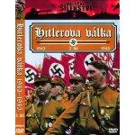 Hitlerova válka 2.díl DVD