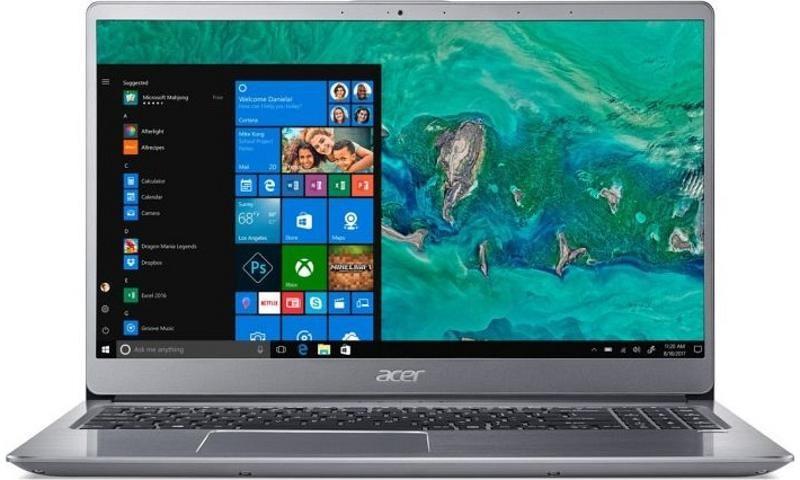 Acer Swift 3 NX.H1MEC.005 návod, fotka