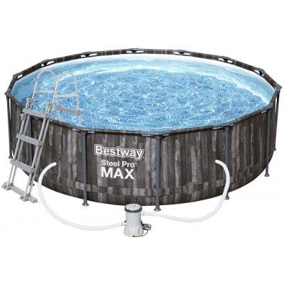 Bestway Steel Pro Max Wood 4,27 x 1,07 m 5614Z