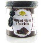 Smilargan Přírodní peeling s arganem, čokoládou, cukrem a pomerančem 200 g