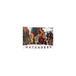 D&D 5th Edition: Waterdeep Dragon Heist DM Screen