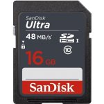 SanDisk Ultra SDHC 16GB UHS-I SDSDUNB-016G-GN3IN