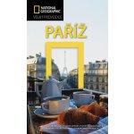 Paříž průvodce 2. vydání aktualizovaná publikace